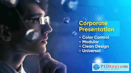 Videohive Modern Business Promo Free