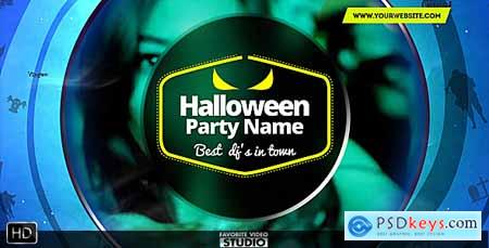 Videohive Halloween After Party Free