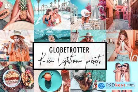 7 GLOBETROTTER LR SUMMER PRESETS