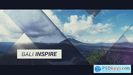 Videohive Bali Inspire Free