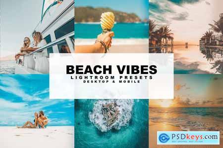 Beach Vibes Presets
