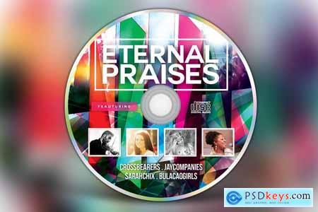 Eternal Praises CD Album Artwork