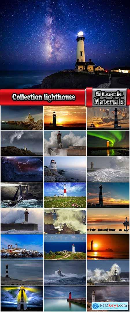 Collection lighthouse nature castle sea fortress sunset tower 25 HQ Jpeg