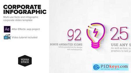 Videohive Corporate Infographic Slides Free