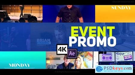Videohive Modern Promoting Event Company Free