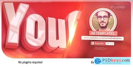 Videohive Youtube Promo Free
