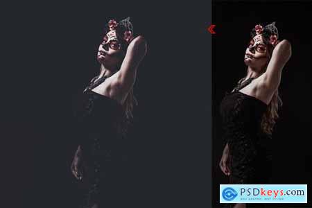 20 Fashion Mix Photoshop Actions