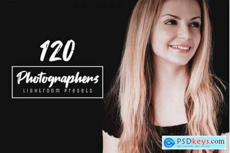 Photographers Lightroom Presets
