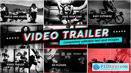 Videohive Video Trailer Free