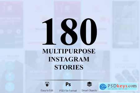 Mega Bundle Instagram Stories