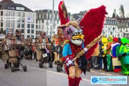 LR Presets Carnival
