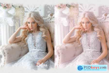 Wedding presets professional dng pc