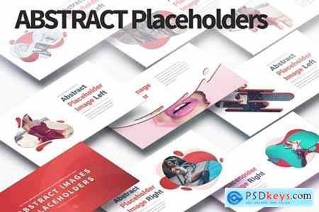 Abstract Images Placeholders - PowerPoint Slides
