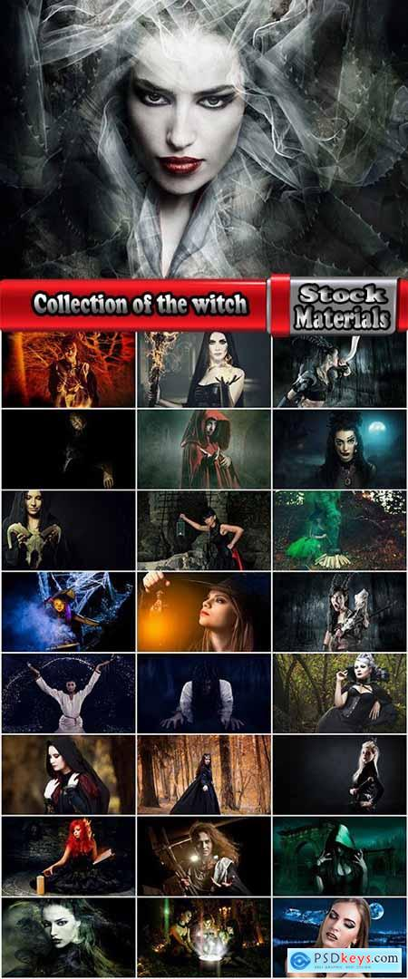 Collection of the witch ancient magic of the leader of the ethnic makeup suit 25 HQ Jpeg