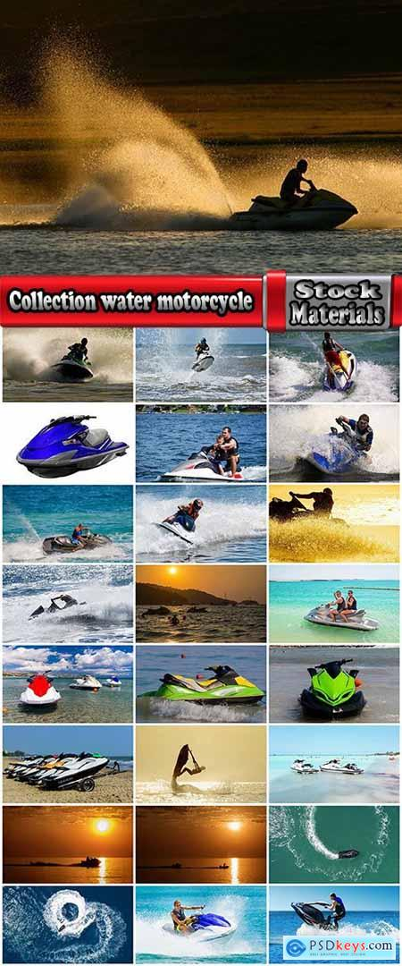 Collection water motorcycle hydrocycle sea beach sun vacation vacation travel 25 HQ Jpeg