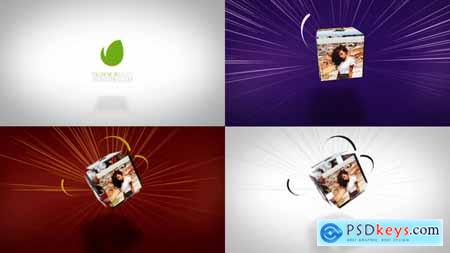 Videohive Clean Dynamic Cube Logo Reveal Free