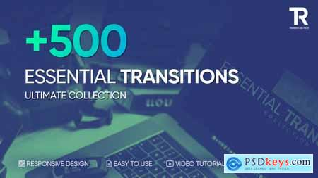 Videohive Transitions Free