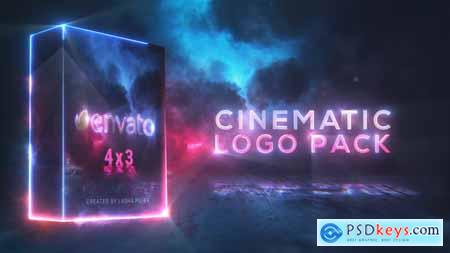 Videohive Cinematic Saber Logo Pack Free
