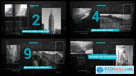 Videohive Information Slide Free