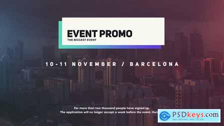 Videohive Modern Event Promo Free