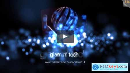 Videohive Glam & Tech Logo Reveal Free