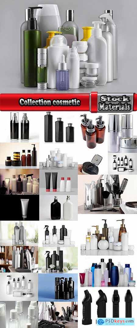 Collection cosmetic capacity beauty fashion bottle for advertising hairdresser tools 25 HQ Jpeg