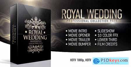 Videohive Royal Wedding Package Free