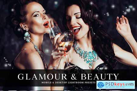 Glamour & Beauty Lightroom Presets