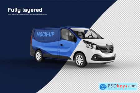 Van Mock-Up 3