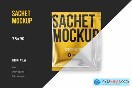 Sachet Coffee Ketchup Shampoo