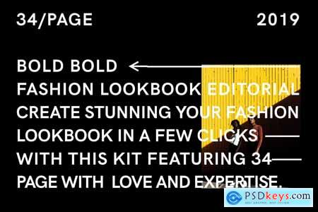 BOLD-Fashion Lookbook