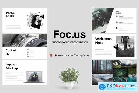 Focus - Powerpoint Template