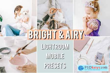 Mobile Preset BRIGHT AIRY