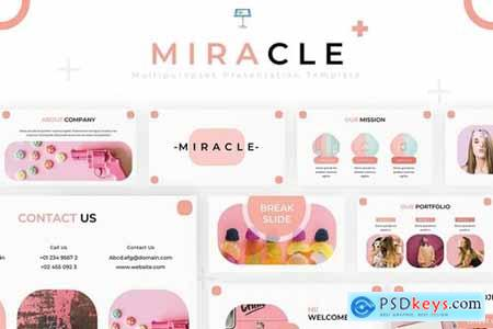 Miracle - Keynote Template