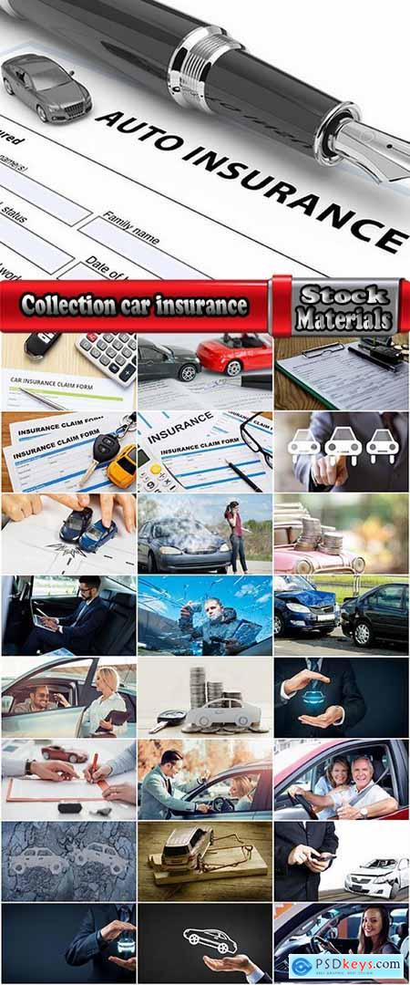 Collection car insurance compensation for damage car accident 25 HQ Jpeg