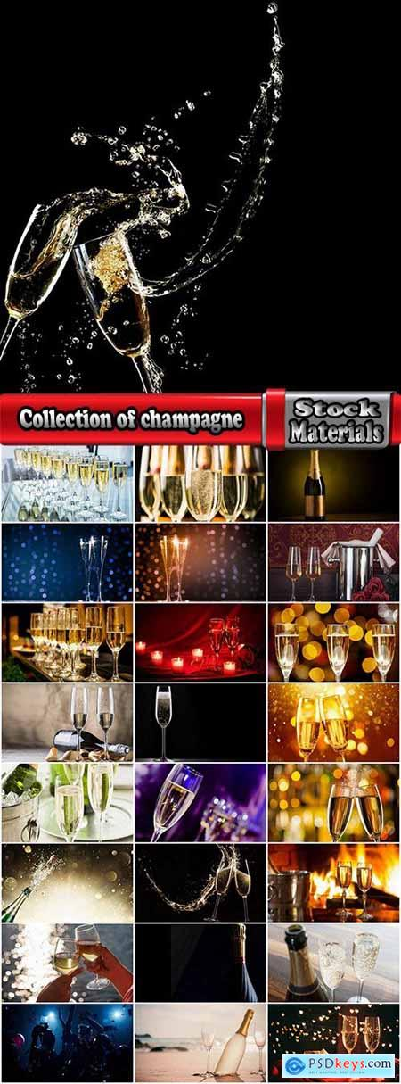 Collection of champagne holiday holiday celebratory drink 25 HQ Jpeg