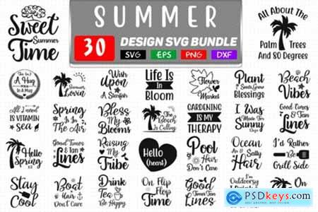 Summer Svg Bundle