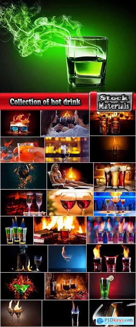 Collection of hot drink with a fire place warm fireplace hearth 25 HQ Jpeg