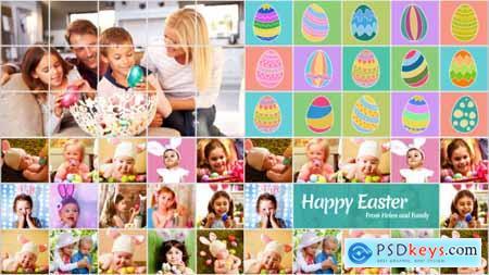 Videohive Easter Greetings Free
