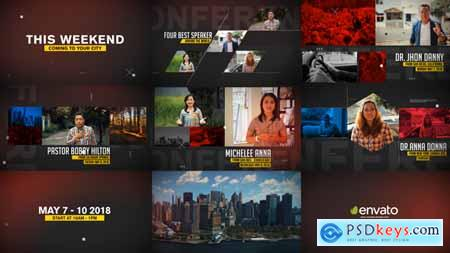 Videohive Conference Event Promotion Free