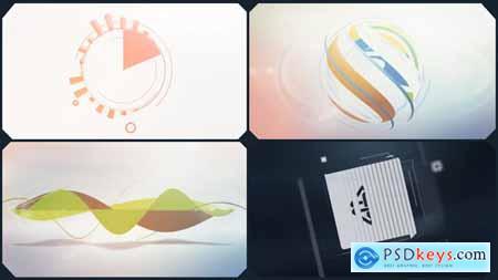 Videohive Minimal Logo V01 Clean Shapes Free