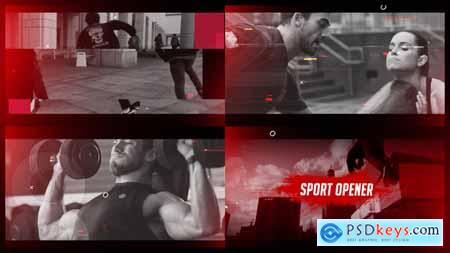 Videohive Sport Opener Free