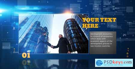 Videohive Modern Corporate Slideshow Free