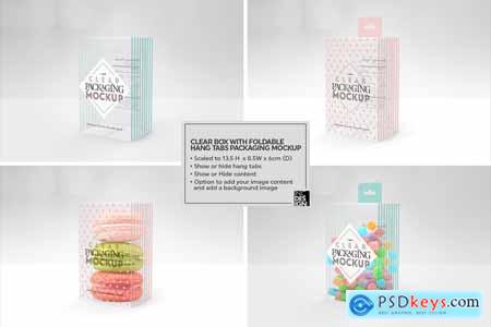 08 Clear Container Packaging Mockups