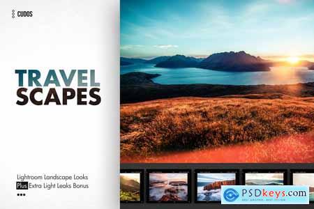 TRAVEL SCAPES LR Landscape Looks