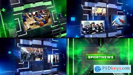 Videohive News Broadcast Free