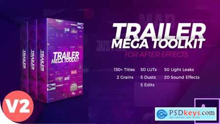 Videohive Trailer Mega Toolkit Free