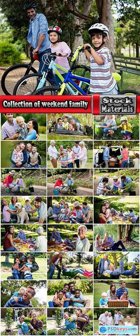 Collection of weekend family vacation holiday gardening team outing 25 HQ Jpeg
