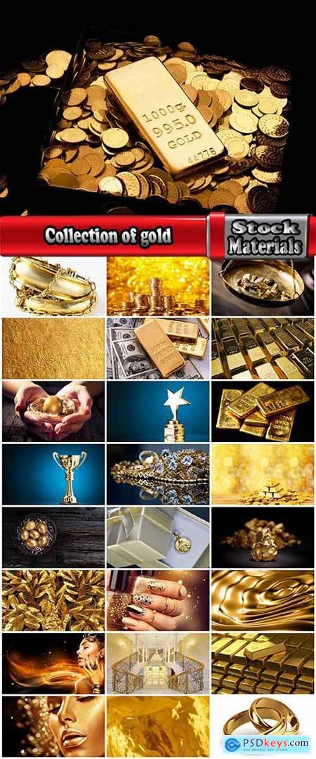 Collection of gold jewelery Rings background is gold bullion jewelry makeup 25 HQ Jpeg