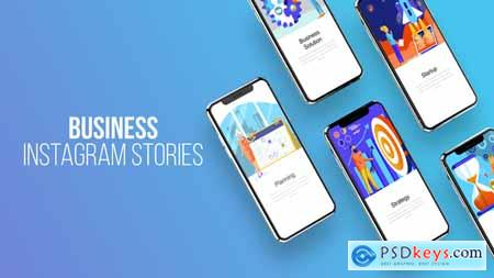 Videohive Business - Instagram Stories